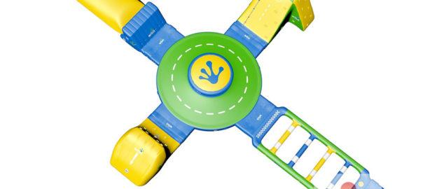 start up Wibit : un parc aquatique gonflable pour débuter votre business ou booster votre exploitation