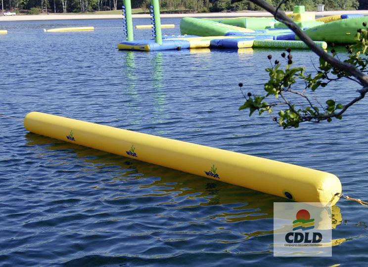 Délimitations aquatiques gonflables (lot de 3)