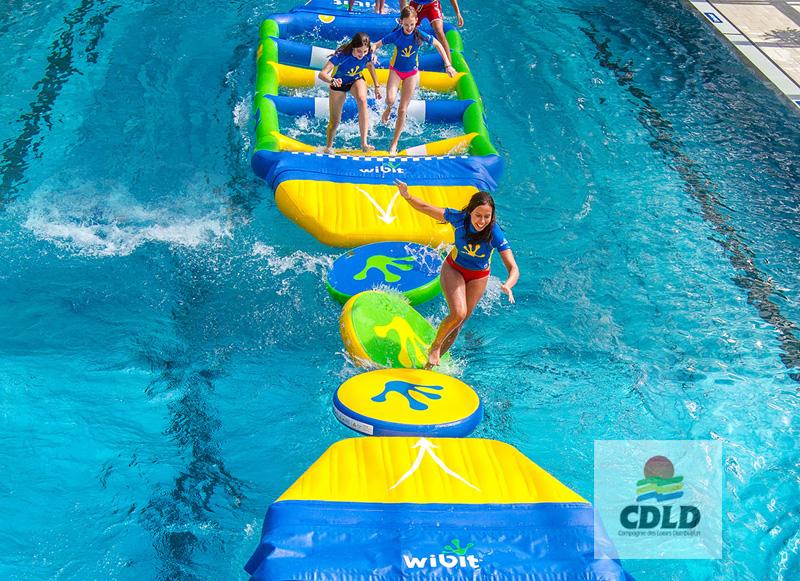 Fast track 3 en piscine et centre aquatique