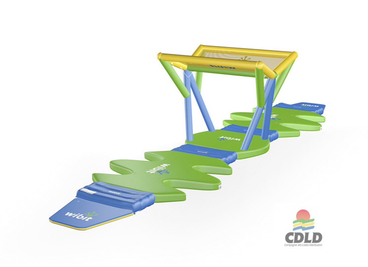 Station flottante pour Stand Up Paddles