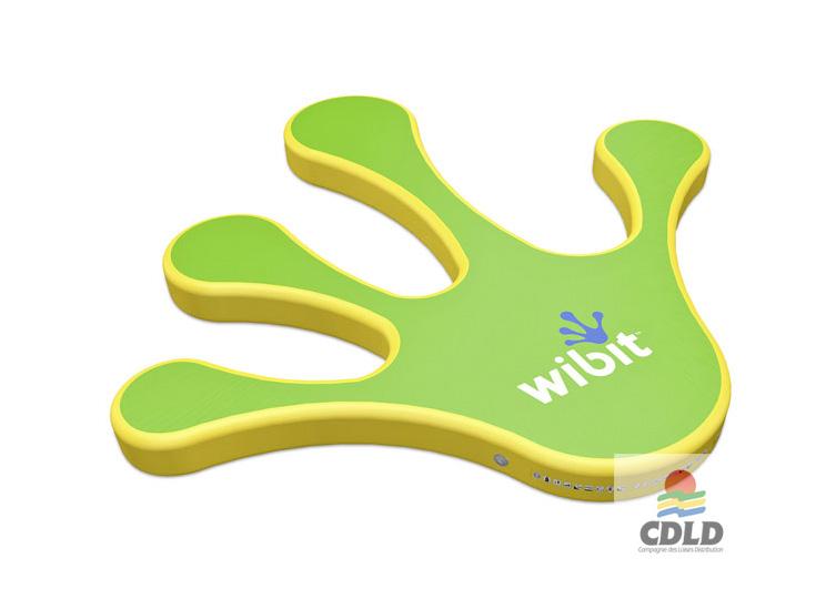 La main géante Wibit