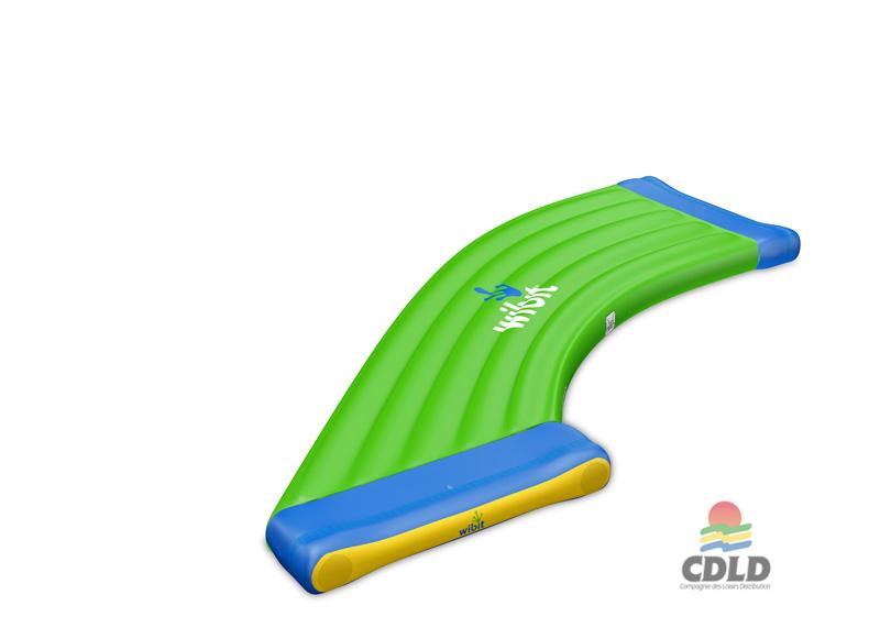 L Connect gonflable pour circuit aquatique en boucle